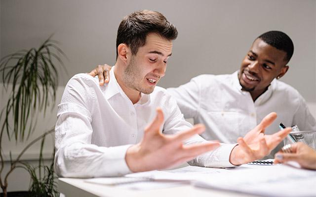 Razdražljivost na delovnem mestu